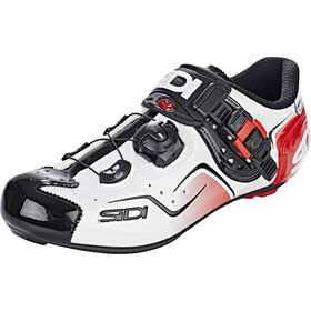 Sidi Kaos Chaussures Homme, white/black/red